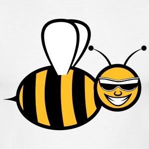 divertente-dolce-ape-volare-gli-occhiali-da-sole-magliette-maglietta-da-uomo