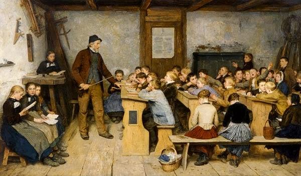 Albert-Anker-la-scuola-del-villaggio-600x351
